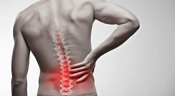 douleurs dorsales