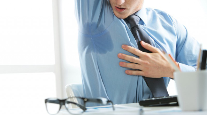 traitement transpiration excessive